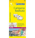 Campania - Michelin Local Map 362