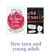 New teen and young adult